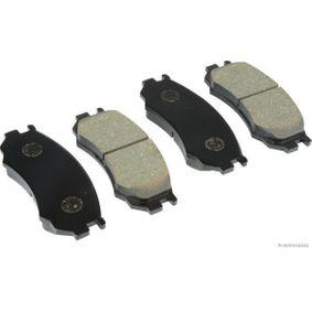 Bremsbelagsatz, Scheibenbremse Breite 1: 51,8mm, Dicke/Stärke 1: 15mm mit OEM-Nummer D1060 0N685