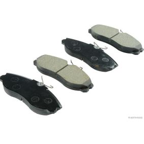 1999 Nissan Terrano 2 R20 2.7 TDi 4WD Brake Pad Set, disc brake J3601056