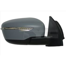 Outside Mirror with OEM Number 96365 4EA1A