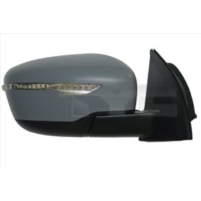 Outside Mirror with OEM Number 96365 Ɩ 4EA1A