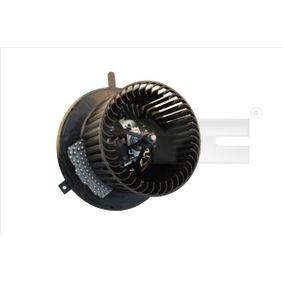 Innenraumgebläse Spannung: 13,5V, Nennleistung: 320W mit OEM-Nummer 3C1 820 015 K