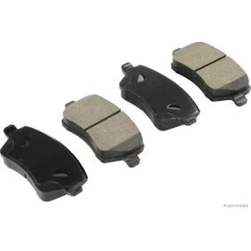 Bremsbelagsatz, Scheibenbremse Breite 1: 116,5mm, Höhe 1: 52,2mm, Dicke/Stärke 1: 17,3mm mit OEM-Nummer 4106 0AX 625