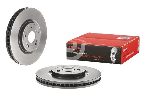 Brake Rotors BREMBO 09.B269.11 rating