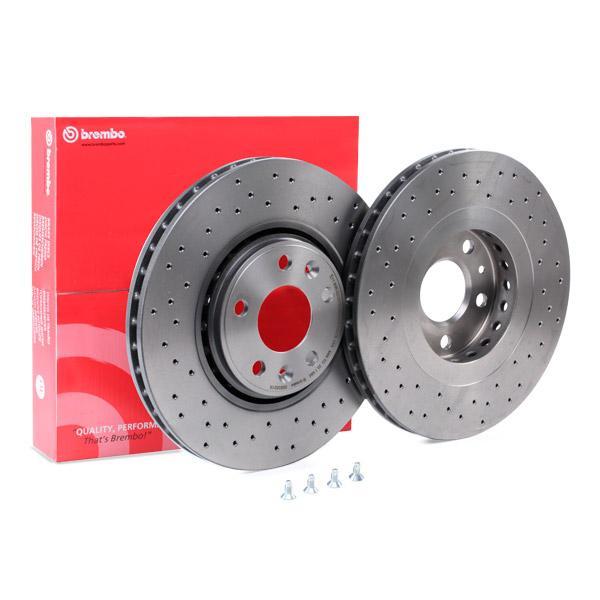 Disc Brakes BREMBO 09.B352.1X expert knowledge