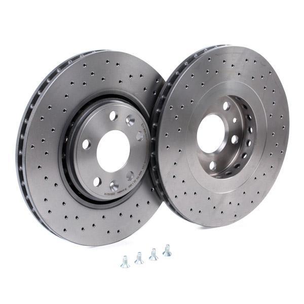 Disc Brakes BREMBO 09.B352.1X 8020584226414