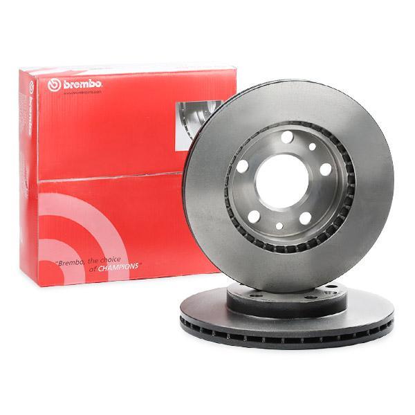 Disc Brakes BREMBO 09.B463.11 expert knowledge