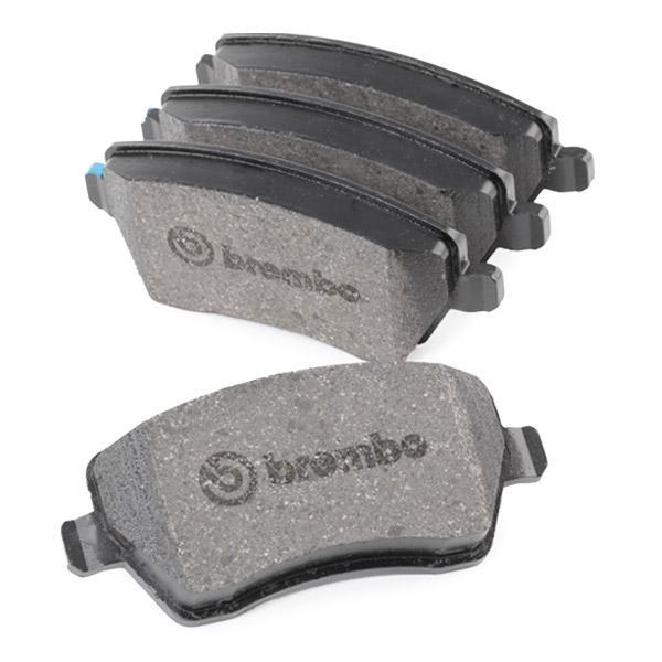 Bremsklötze BREMBO P68033X 8020584069172