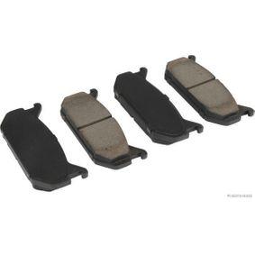 Bremsbelagsatz, Scheibenbremse Breite 1: 100mm, Höhe 1: 36mm, Dicke/Stärke 1: 13,5mm mit OEM-Nummer G5Y6 26 48Z