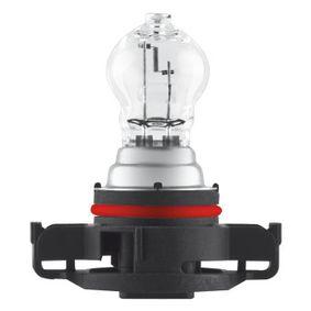 Bulb, indicator PSX24W, PG20-7, 12V, 24W 2504 PEUGEOT 208, PARTNER
