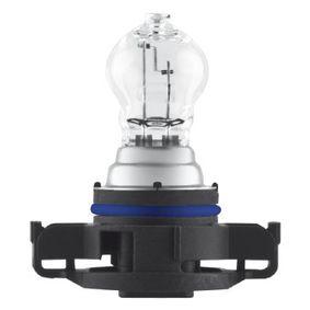 Bulb, indicator PS24W, PG20-3, 12V, 24W 5202
