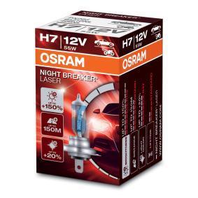 Bulb, spotlight H7, 55W, 12V 64210NL MERCEDES-BENZ C-Class, E-Class, A-Class