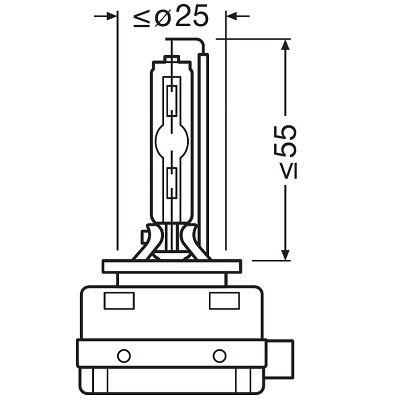 Bulb, spotlight OSRAM 66140-1SCB rating
