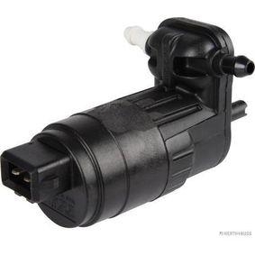 Pompa acqua lavaggio, Pulizia cristalli Tensione: 12V con OEM Numero 1554057