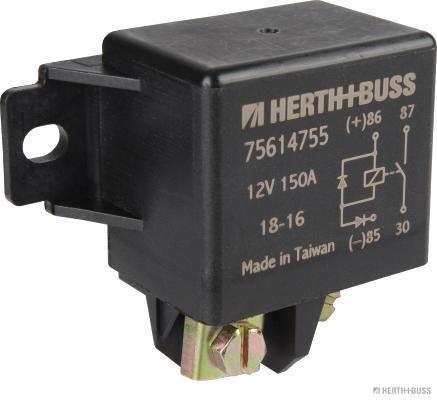 Batterierelais 75614755 HERTH+BUSS ELPARTS 75614755 in Original Qualität
