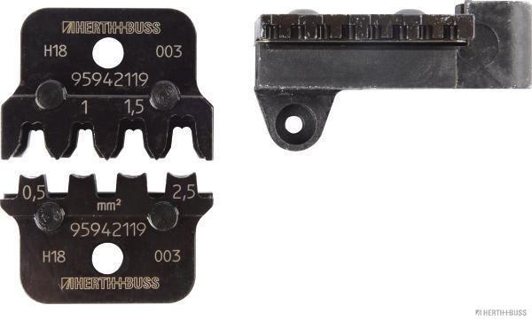 Crimpzangeneinsatz 95942119 HERTH+BUSS ELPARTS 95942119 in Original Qualität