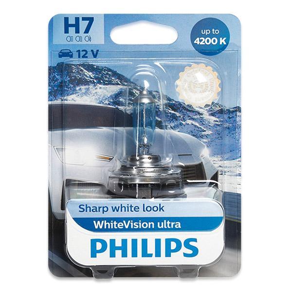 Glühlampe, Fernscheinwerfer 12972WVUB1 PHILIPS H7 in Original Qualität