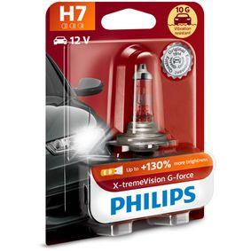 Bulb, spotlight H7, 55W, 12V 12972XVGB1 MERCEDES-BENZ C-Class, E-Class, A-Class