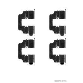 tartozékkészlet, tárcsafékbetét J3664016