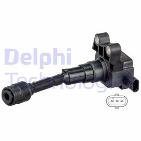 Ignition Coil GN10635-12B1 FIESTA 6 1.0 EcoBoost MY 2016