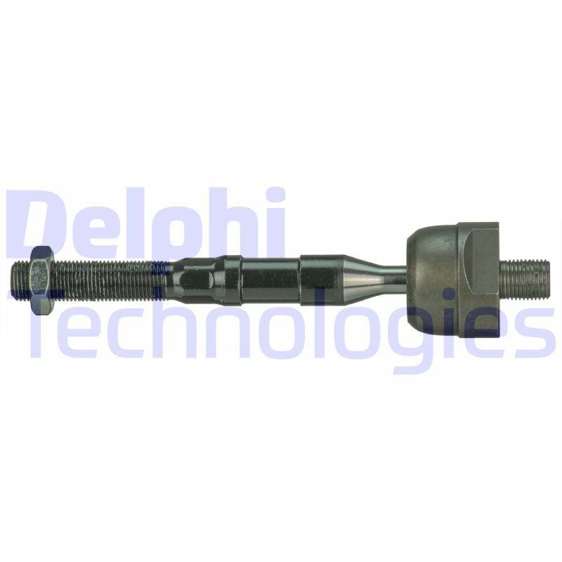 DELPHI  TA3271 Axialgelenk, Spurstange Länge: 208mm
