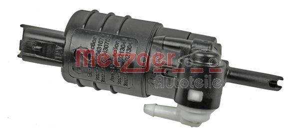 Waschwasserpumpe 2220091 METZGER 2220091 in Original Qualität