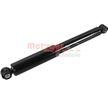 OEM Shock Absorber METZGER 13819193 for CHEVROLET