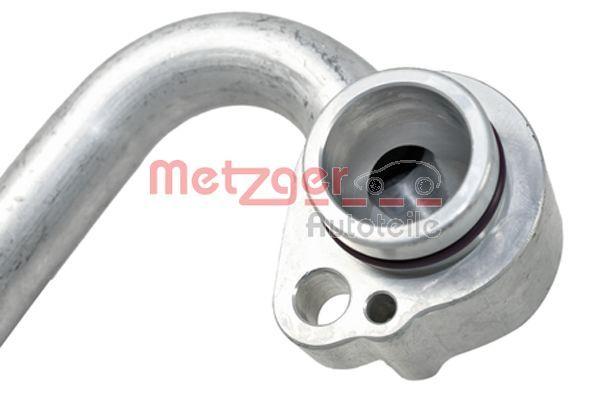 Niederdruckleitung, Klimaanlage METZGER 2360080 4062101028297