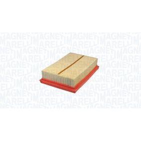 Luftfilter Länge: 178mm, Breite: 118mm, Höhe: 40mm, Länge: 178mm mit OEM-Nummer 17801 0M030