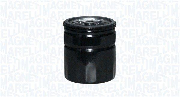 MAGNETI MARELLI  153071762448 Ölfilter Ø: 75mm, Höhe: 86mm