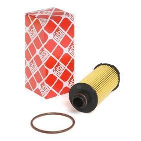 FEBI BILSTEIN  104336 Ölfilter Ø: 53,5mm, Innendurchmesser: 22,5mm, Höhe: 131mm