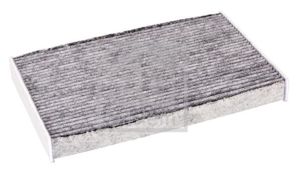 FEBI BILSTEIN  104812 Filter, Innenraumluft Länge: 288mm, Breite: 178,0mm, Höhe: 32mm