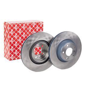 Brake Disc 105728 3 Saloon (F30, F80) 320d 2.0 MY 2014