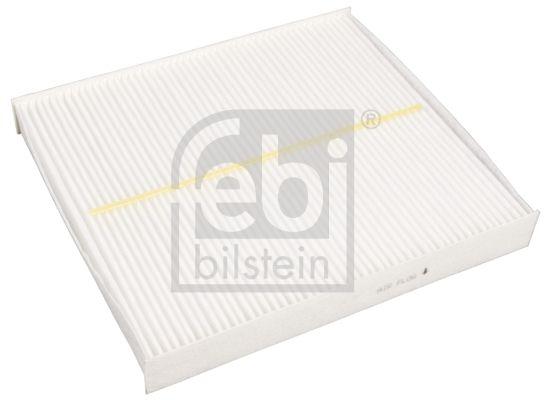 FEBI BILSTEIN  105816 Filter, Innenraumluft Länge: 250mm, Breite: 221,0mm, Höhe: 30mm