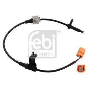 Sensor, wheel speed with OEM Number 57475-SEA-003