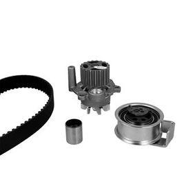 Wasserpumpe + Zahnriemensatz Breite: 30mm mit OEM-Nummer 038 109 119 S