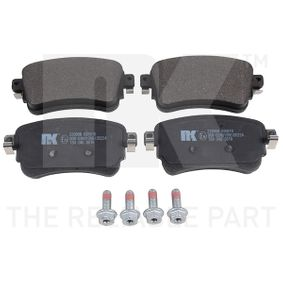 Brake Pad Set, disc brake Width 1: 53,50mm, 53,5mm, Height 1: 113,90mm, Thickness 1: 16,50mm with OEM Number SU001-A6136