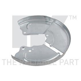 Splash Panel, brake disc 232314 PUNTO (188) 1.2 16V 80 MY 2000