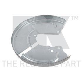 Splash Panel, brake disc 232315 PUNTO (188) 1.2 16V 80 MY 2002