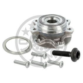 Wheel Bearing Kit Ø: 141mm, Inner Diameter: 47mm with OEM Number 4F0598625B