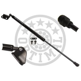 Gas Spring, boot- / cargo area AG-40738 3 (BL) 1.6 MZR MY 2011