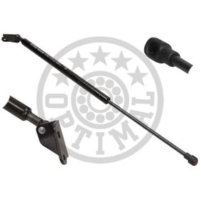 Gas Spring, boot- / cargo area AG-40739 3 (BL) 1.6 MZR MY 2009