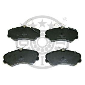 Bremsbelagsatz, Scheibenbremse Breite: 71,6mm, Dicke/Stärke: 19,4mm mit OEM-Nummer 9945076