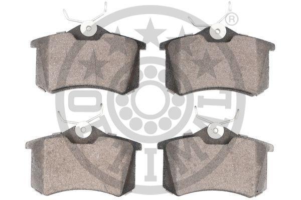Bremsbelagsatz OPTIMAL BP-09548 Bewertung