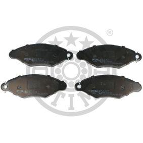Bremsbelagsatz, Scheibenbremse Breite: 47,23mm, Dicke/Stärke: 18mm mit OEM-Nummer 425205