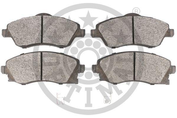 Bremsbelagsatz OPTIMAL 23225 Bewertung