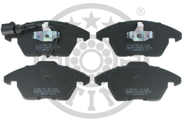 Bremsbeläge BP-12155 OPTIMAL 23589 in Original Qualität