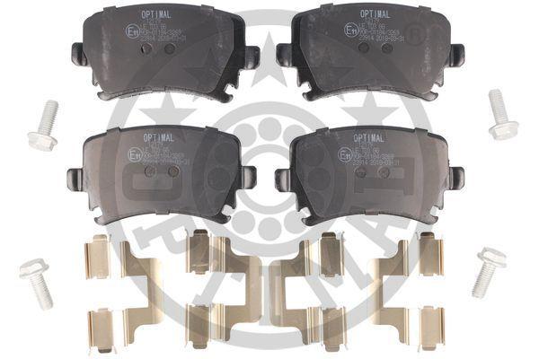 Bremsbeläge BP-12179 OPTIMAL 23914 in Original Qualität