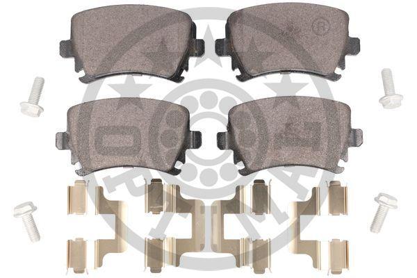 Bremsbelagsatz OPTIMAL BP-12179 Bewertung