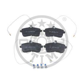 Bremsbelagsatz, Scheibenbremse Breite: 67,5mm, Dicke/Stärke: 19,5mm mit OEM-Nummer 4254 22