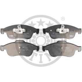 Bremsbelagsatz, Scheibenbremse Breite 1: 64,6mm, Breite: 59,5mm, Dicke/Stärke: 18mm mit OEM-Nummer 41060-5961R